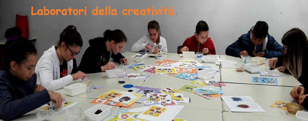 Creatività alla scuola Ada Negri