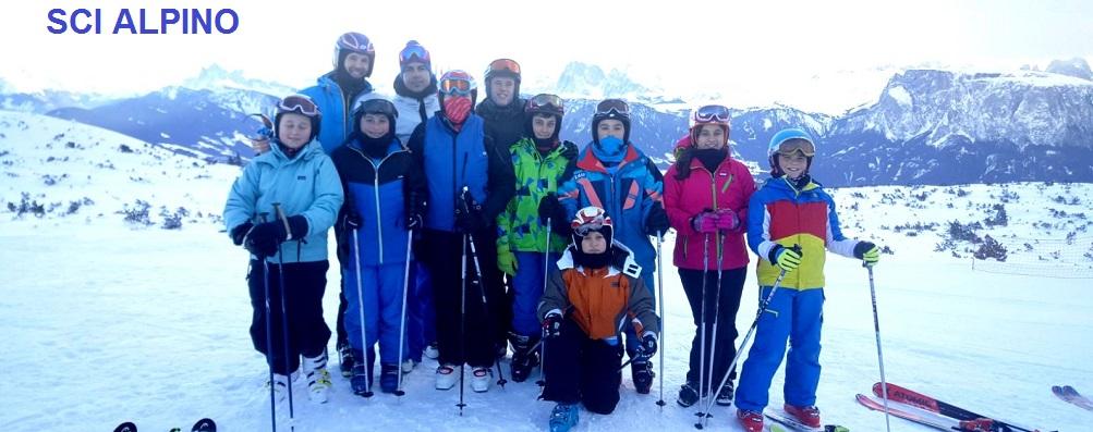 Gara distrettuale di sci alpino – ADA NEGRI