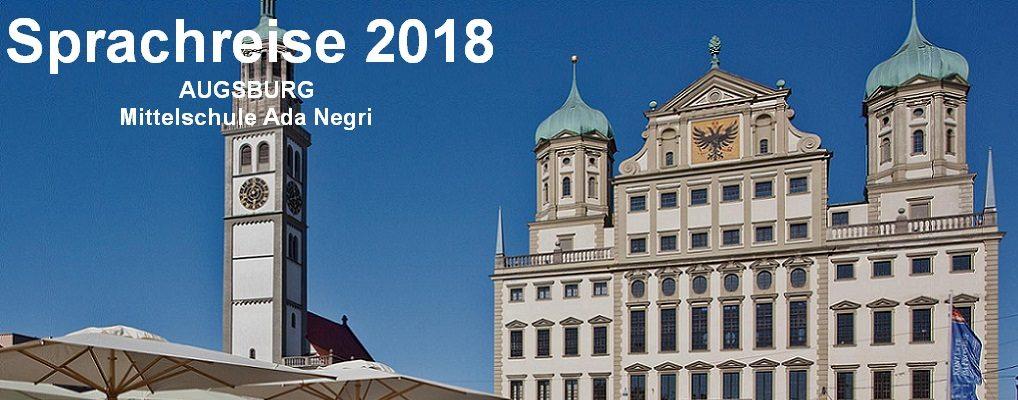Sprachreise | Soggiorno linguistico AUGSBURG 2018